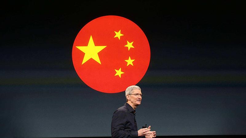 鼓励美国员工去中国出差 苹果发放500美元/天的高额奖金的照片