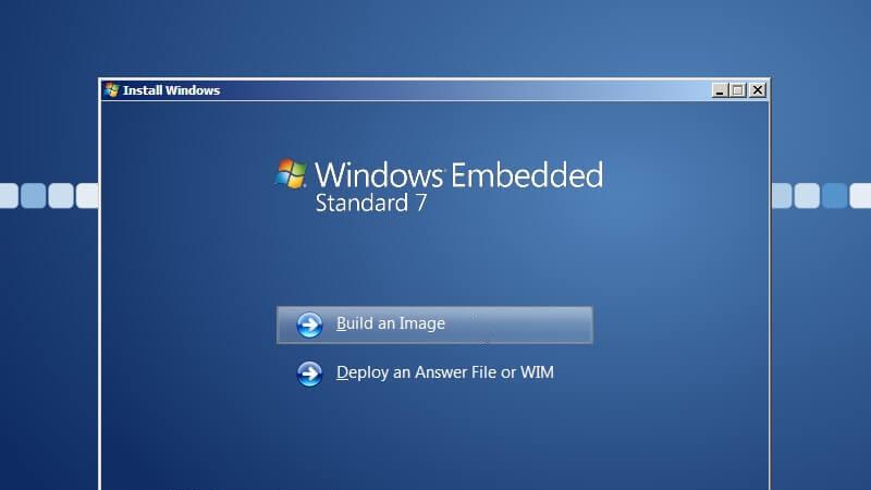 微软:WES7已于10月13日停止支持 推荐客户尽快升级的照片 - 1