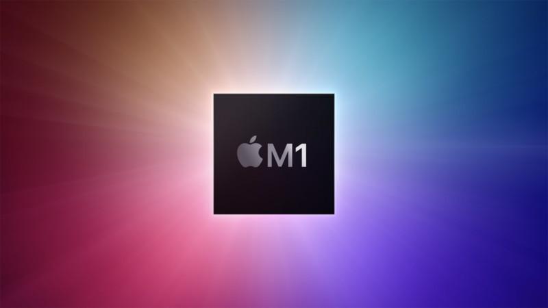 M1处理器MacBook Air快过市面上98%笔记本被抨击的照片 - 1