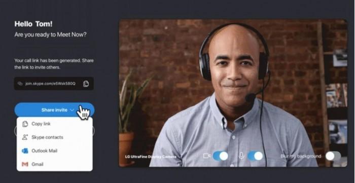 Win10面向更多用户开放Meet Now功能的照片 - 2