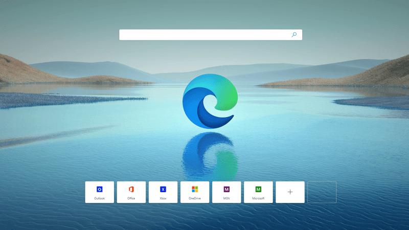 Win10启动A/B测试:全屏广告推荐新版Edge浏览器的照片 - 1