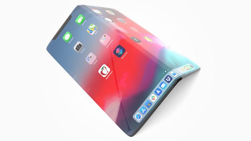 苹果可折叠iPhone曝光:供应链已送样测试
