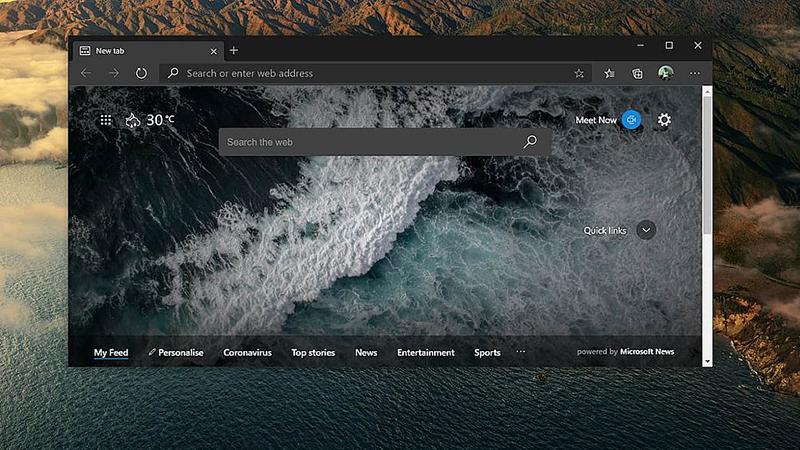 Microsoft Edge浏览器全球用户规模已突破6亿的照片 - 1