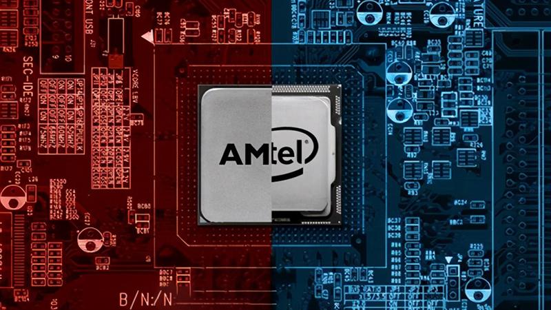 Intel与AMD的龟兔赛跑
