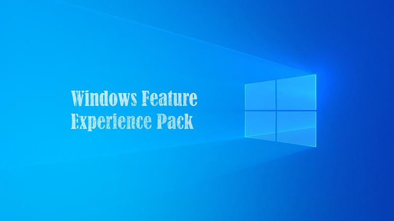 Win10更新微软启用新方式:直接推送新功能体验包的照片 - 1
