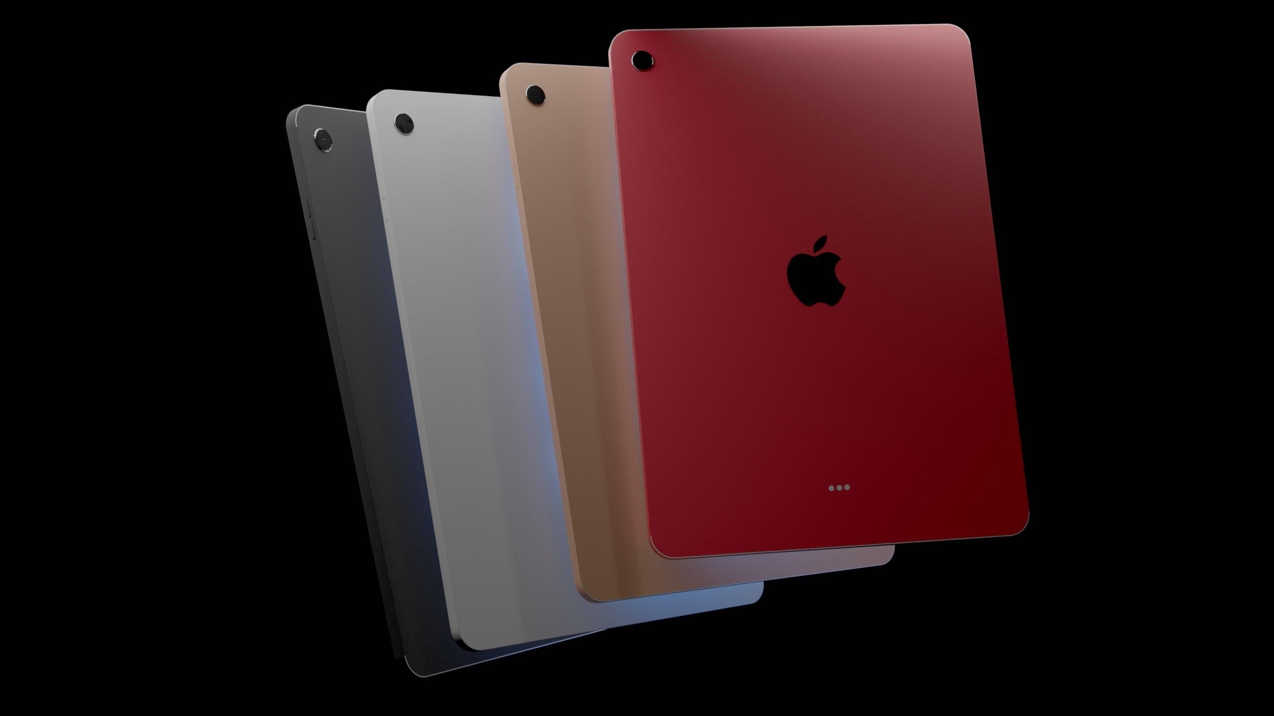 iPad mini 6外形、配置曝光:8.3寸全面屏+侧指纹、5.9mm超薄的照片 - 2