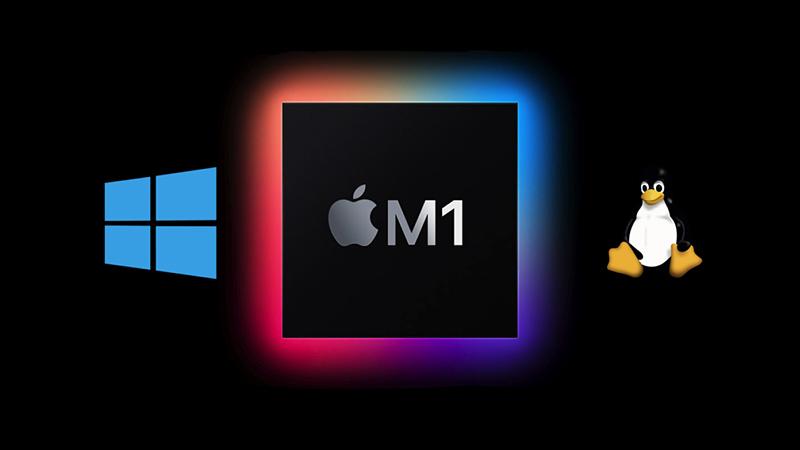 如何在M1 Mac上安装Win10和Linux?