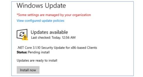 Win10正迎来对更多微软产品的Windows Update更新支持的照片 - 3