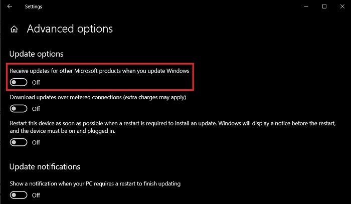 Win10正迎来对更多微软产品的Windows Update更新支持的照片 - 2