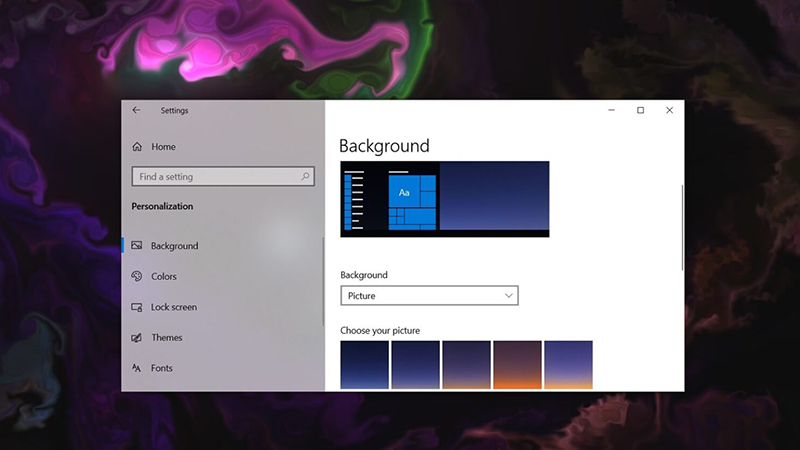 Lively Wallpaper:一款轻松为Win10设置动画桌面的新应用的照片 - 1
