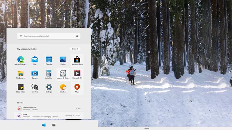 微软押注Win10X对抗Chrome OS 能否成功仍是未知数的照片 - 1