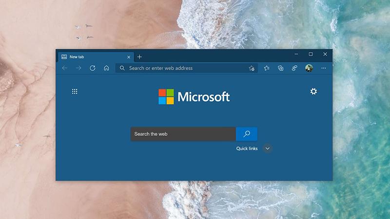 让用户打造全新外观 微软Edge推全新主题功能的照片 - 1
