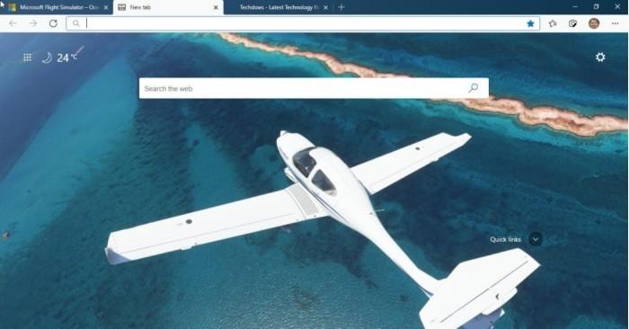 微软为Edge浏览器发布24款精美主题的照片 - 2