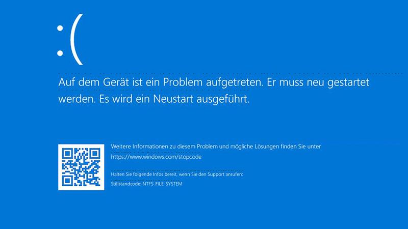 微软承认Win10累积更新导致chkdsk工具错误的照片 - 1