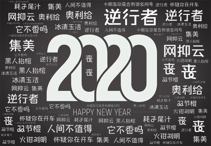 魔幻的2020终于要过去了!盘点2020年最火网络词的照片 - 1