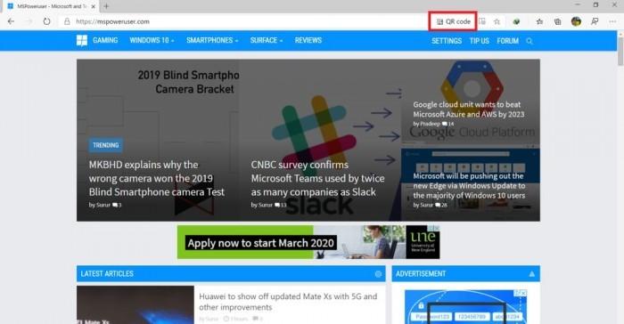 新版Edge浏览器2020新功能盘点:从蹒跚学步到羽翼渐丰的照片 - 6
