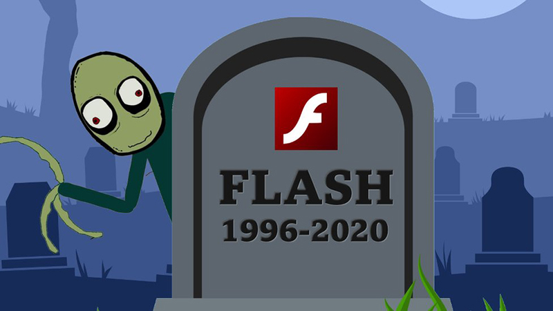 Win10下一次更新将永久停止Adobe Flash Player的运行的照片 - 1