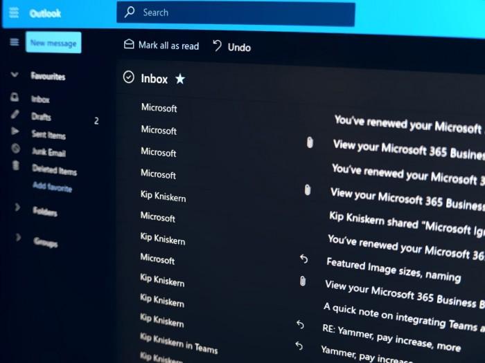 微软计划用Monarch项目取代Win10电子邮件客户端的照片 - 4