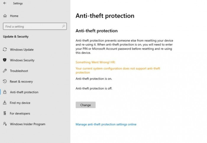 Win10X将引入防盗功能:他人重置设备也无法使用的照片 - 2