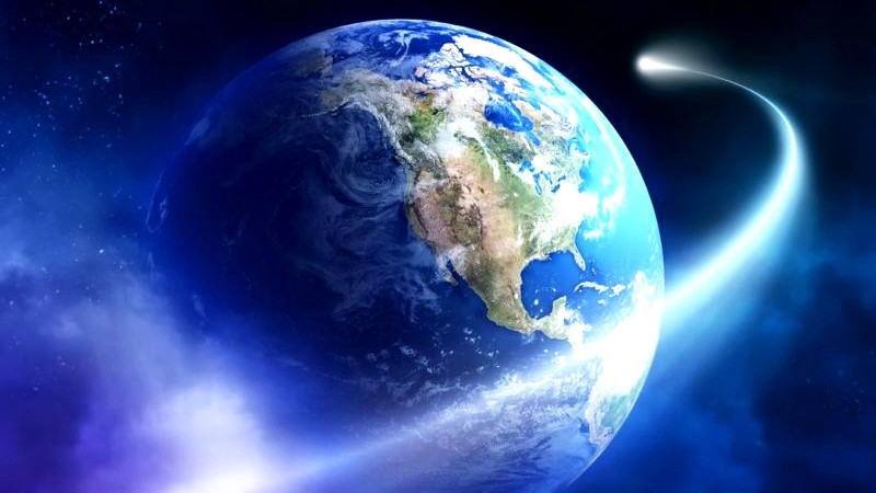 因地球自转速度加快 科学家提议将一分钟缩短至59秒的照片