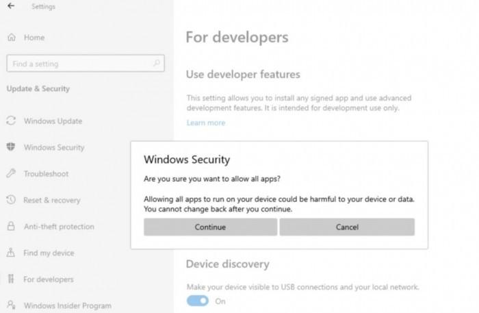 微软并未放弃在Win10X上运行Win32应用的照片 - 4