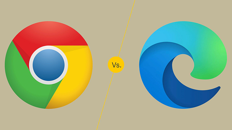 Microsoft Edge大受欢迎 谷歌设法使用户转投Chrome的照片 - 1