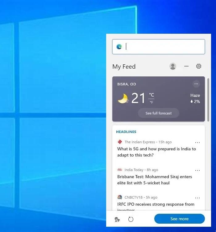 如何禁止Microsoft Edge小部件在开机时自动运行?的照片 - 2