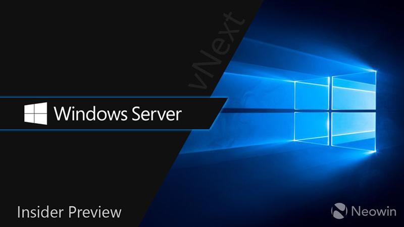 新预览版显示下个LTSC版叫做Windows Server 2022的照片