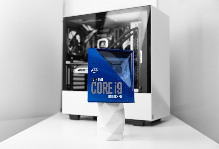 英特尔悄然下调十代处理器售价:酷睿i9-10850K不到400美元的照片 - 3