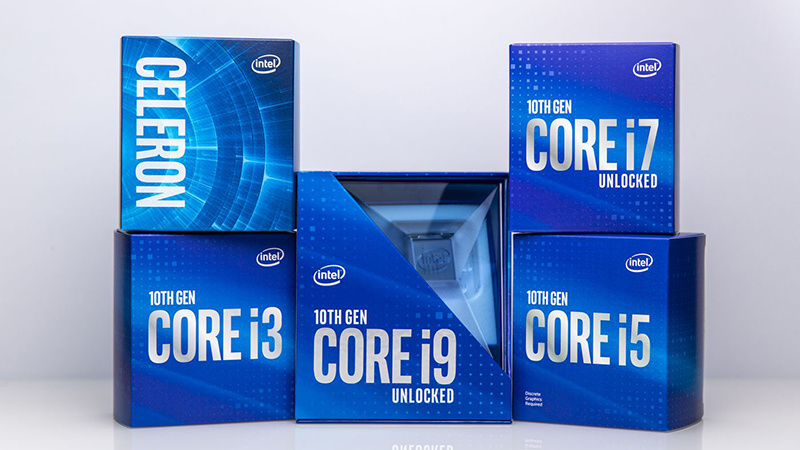 英特尔悄然下调十代处理器售价:酷睿i9-10850K不到400美元的照片 - 1