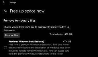 微软在Win10 21H1更新前发布了KB4023057更新的照片 - 5