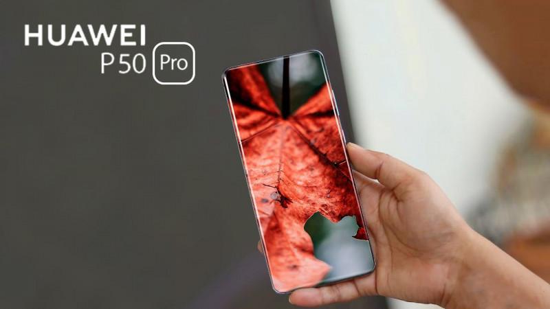 华为P50 Pro的原型设计已经锁定 即将进入量产的照片 - 1