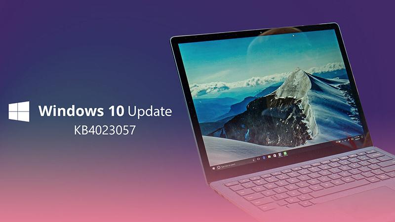 微软刷新KB4023057可靠性更新 为Win10 2021春季更新做准备的照片 - 1