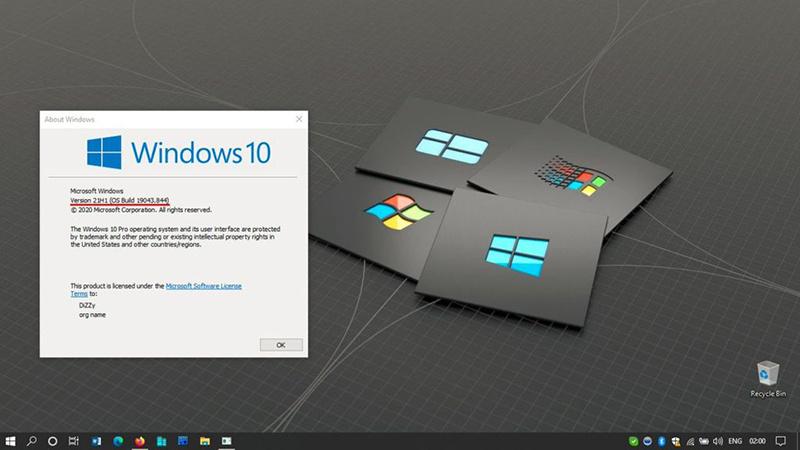 Win10 21H1最新预览版Windows Hello增加多摄像头支持的照片 - 1