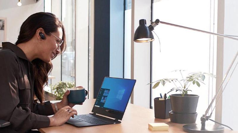 Win10 21H1功能更新将帮助IT管理员提高远程办公管理的照片