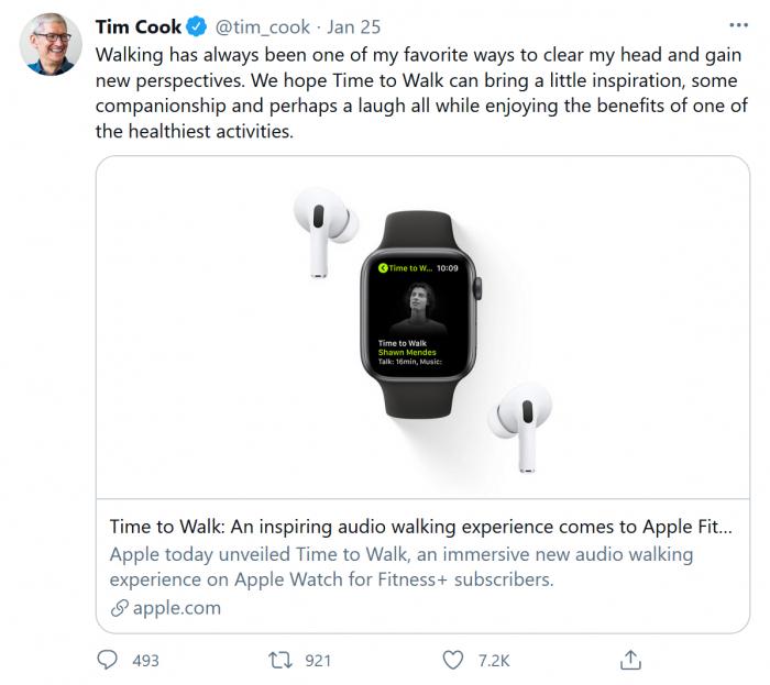 库克:苹果正在开发将比iPhone更重大的产品的照片 - 4