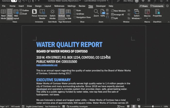 微软宣布今年晚些时候发布Office 2021的照片 - 2