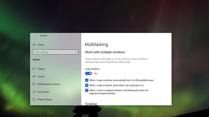 微软优化多任务体验:分屏操作变得更加简单的照片 - 1