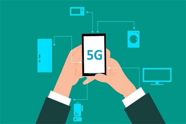 4G套餐同样可连5G网络:可速度只快了一点点的照片 - 5