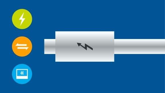 一个接口 一统江湖 Intel雷电10岁了的照片 - 2
