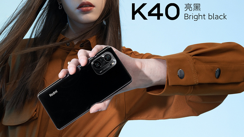 Redmi K40系列正式发布:骁龙888+870 前所未见双旗舰的照片 - 1