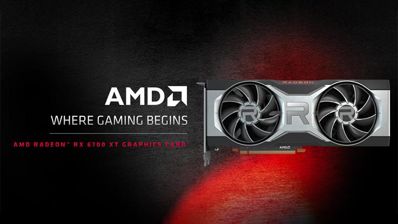 AMD RX 6700 XT正式发布:频率史无前例、竟可战3070的照片 - 1