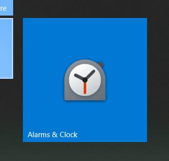微软悄然调整了Win10闹钟时钟应用的UI的照片 - 2