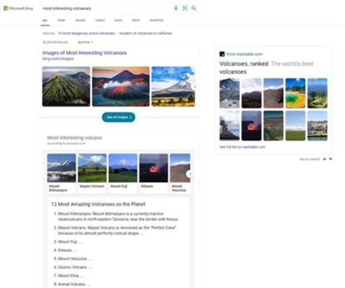 Edge 89新特性:引入垂直标签页、整合增强Bing搜索的照片 - 9