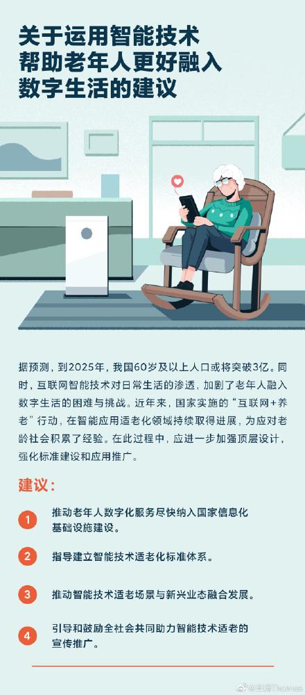 雷军:建议出台手机等设备适老标准的照片 - 2