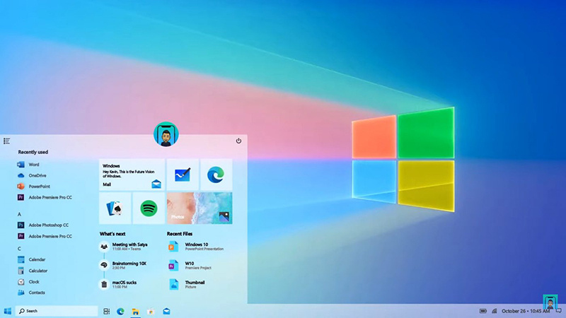 Win10内置应用商店将获得新的Fluent UI改进的照片 - 1