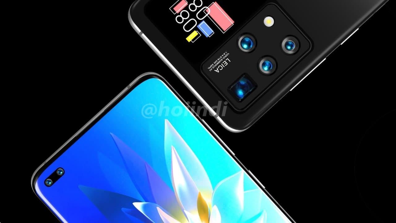 华为双屏手机渲染图曝光:背部多了一扇小窗的照片 - 2