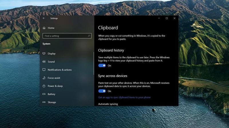 """微软改进Windows Clipboard:支持Emoji等 引入""""粘贴为纯文本""""选项的照片 - 1"""