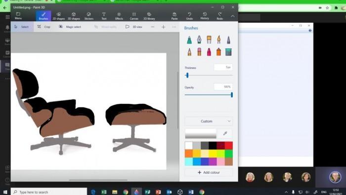 Win10 Build 21332发布:纯净安装移除Paint 3D应用的照片 - 3