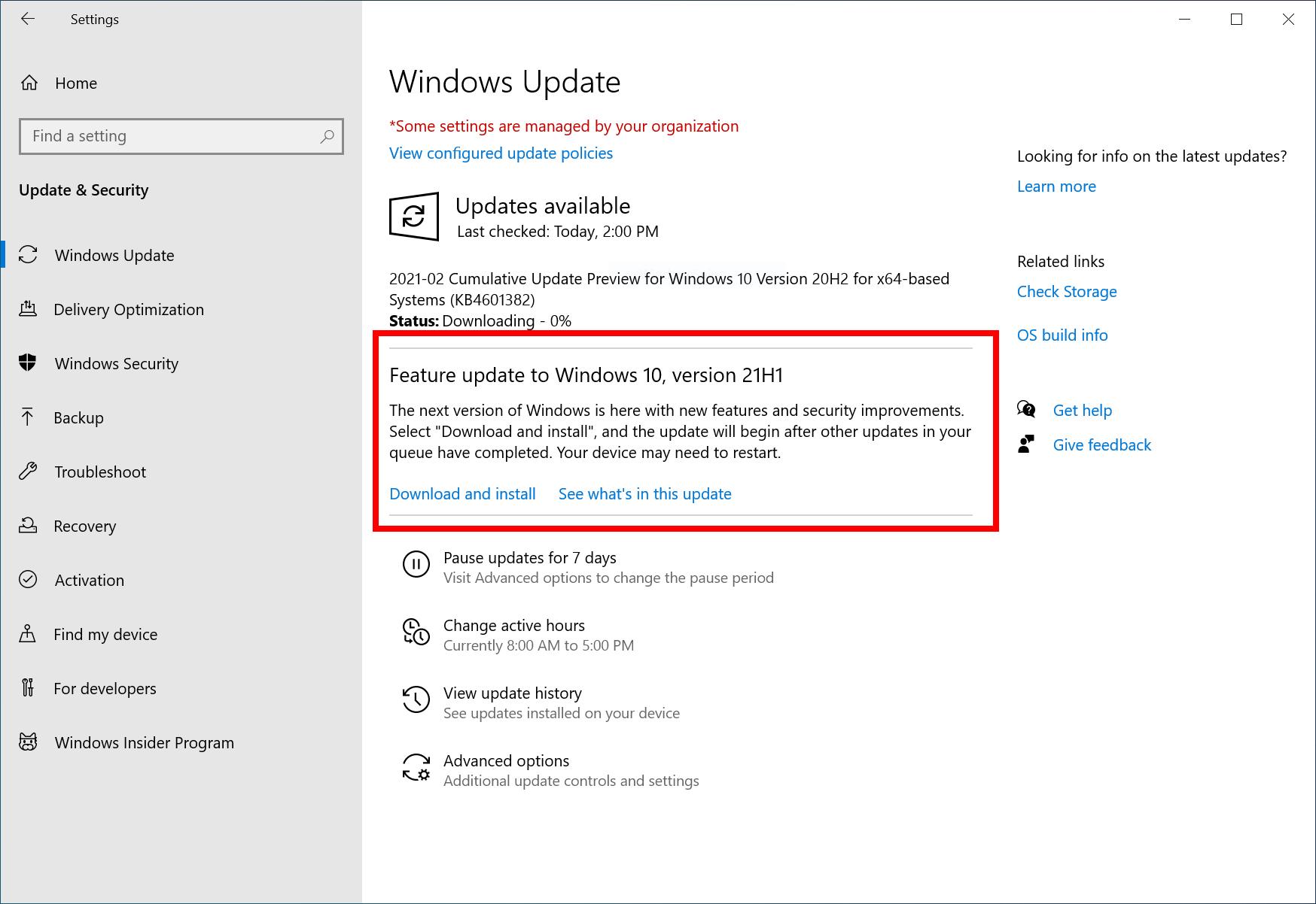 Win10 Build 19043.899发布:经典版Edge浏览器被移除的照片 - 2